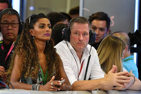 Йос Ферстаппен разнес FIA в твиттере после штрафа Максу