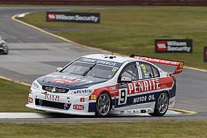 Supercars Qualifying report Sandown 500: Reynolds takes provisional pole as Triple Eight stumbles