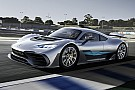 Automotive Mercedes-AMG Project One komt boven water in Monaco