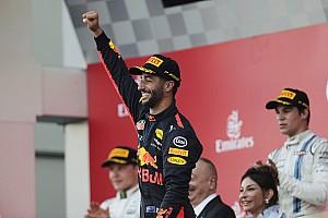 Formula 1 Race report
