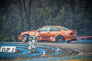 "Drifting: Giovanni Dalla Pozza in vetta alla classifica ""Street"""