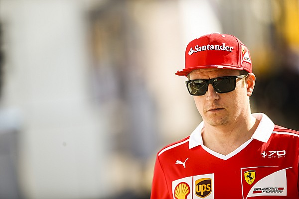 Formule 1 Actualités Officiel - Ferrari conserve Kimi Räikkönen pour 2018
