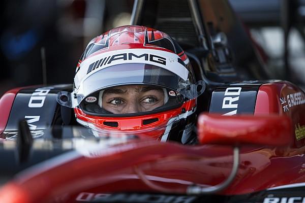 FIA F2 Важливі новини Рассел хоче Норріса в напарники у Ф2 в 2018 році