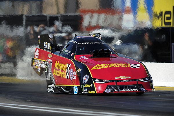 NHRA C. Force, Millican and Coughlin Jr. earn no. 1 qualifying positions Saturday at NHRA SpringNationals