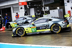 WEC Actualités Aston Martin