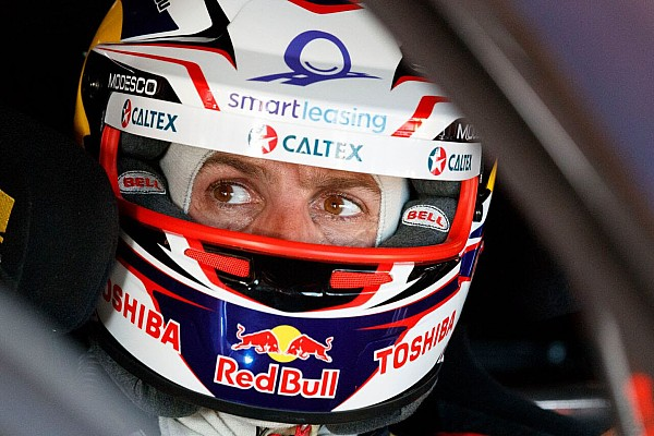 Whincup says costly pitstop problem