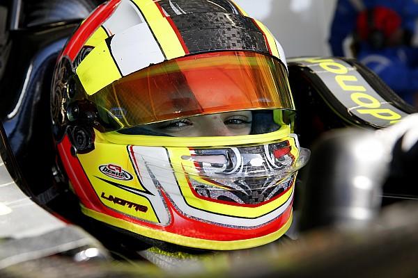 Norris tes F1 bersama McLaren di Portugal