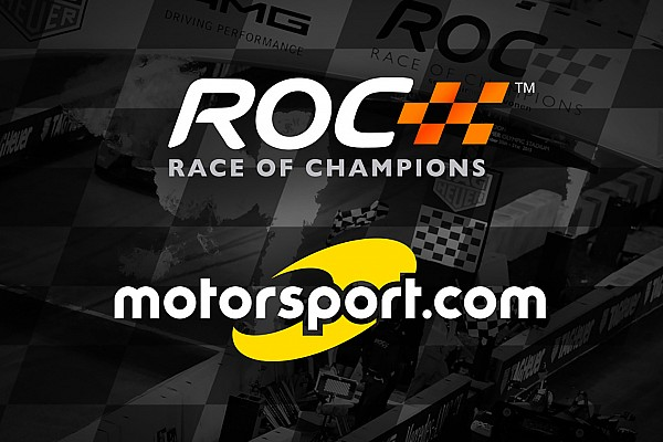 Motorsport.com, Şampiyonlar Yarışı'nın resmi partneri oldu