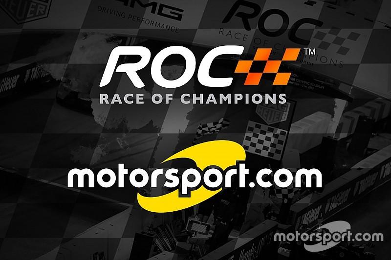 موتورسبورت.كوم يصبح الشريك الرسميّ لسباق الأبطال