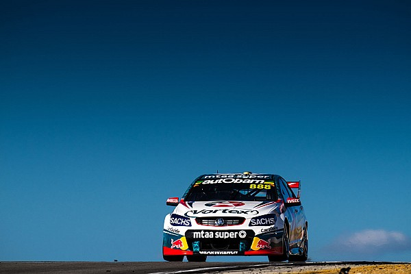Supercars Breaking news Triple Eight looking into Lowndes qualifying form