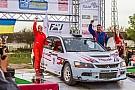 Ралі України ЧУ з міні-ралі «Кубок Лиманів»: чемпіони відомі