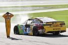 NASCAR Cup Босс NASCAR объяснил драку в Вегасе эмоциональностью спорта