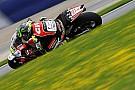 Гран Прі Британії: Кратчлоу виграв друге тренування, Маркес двічі впав