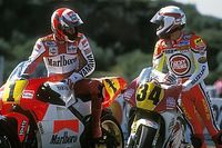 "The ""balls out"" battle between MotoGP's true greats"