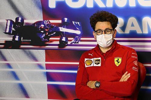 """比诺托缺席比赛只为法拉利2022年F1项目进入""""关键阶段"""""""