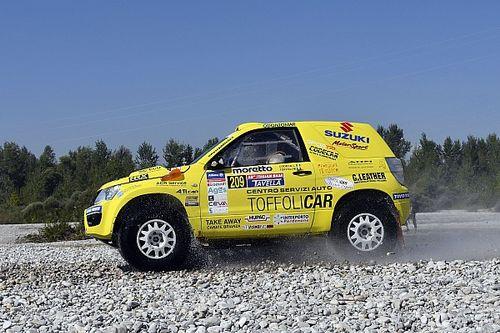 Per Suzuki prova di affidabilità all'Italian Baja Internazionale