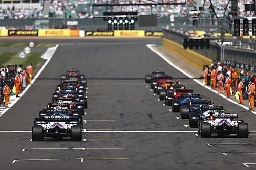 """F1 """"not even thinking"""" about sprint races at every GP"""