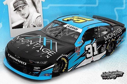 Sage Karam Akan Catatkan Debut di NASCAR Xfinity Series