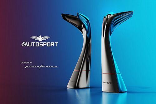 Pininfarina reimagines design of iconic Autosport Awards Trophy for Motorsport Network's Autosport Awards