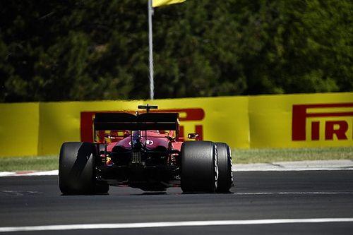 Leclerc stracił silnik