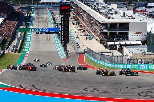 Así queda el mundial 2021 de F1 tras el GP de Estados Unidos