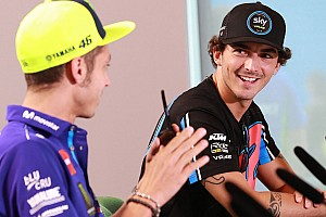 Bagnaia reveals he turned down 2018 MotoGP offer