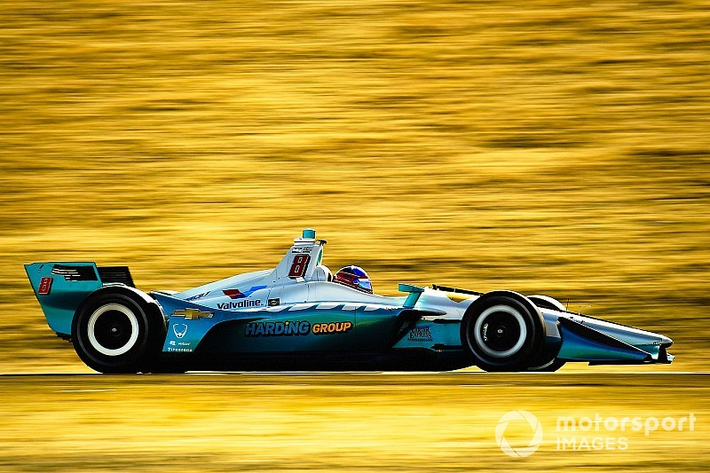 Steinbrenner joins Harding in IndyCar, signs O'Ward and Herta