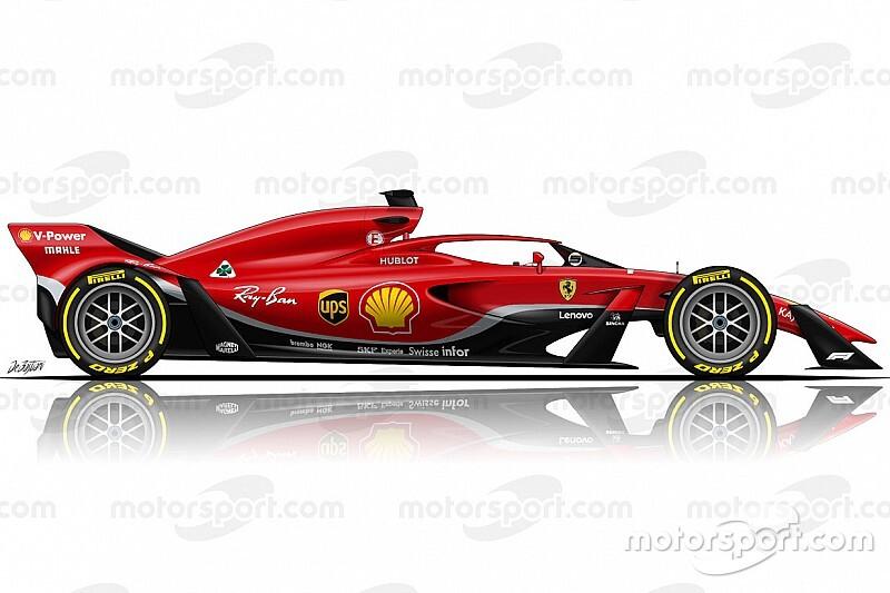 """A Ferrari szerint a 2021-es F1-es koncepcióautó """"nem igazán lenyűgöző"""""""