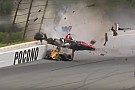 Robert Wickens sufre terrible accidente en IndyCar