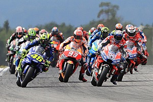 MotoGP rilis kalender sementara musim 2019