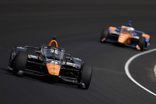 O'Ward: How to beat Dixon to the championship is no mystery