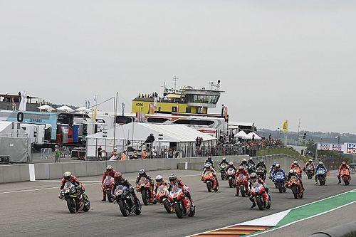 MotoGP y F1 coincidirán menos fines de semana en 2022