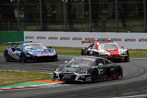 Monza DTM: Van der Linde leads Audi 1-2 in Sunday race