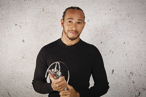 F1: Hamilton fatura Prêmio Laureus por ativismo social