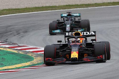 """Verstappen : """"J'étais impuissant"""" face à Hamilton"""