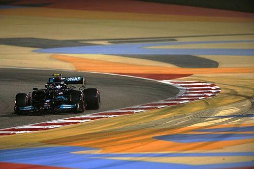 Mercedes sufre los mismos problemas con el viento que Williams