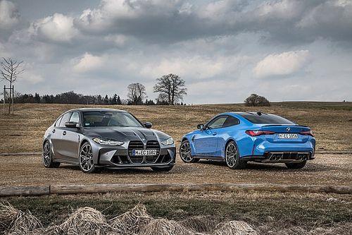 BMW M3 e M4 Competition, arriva la trazione integrale xDrive