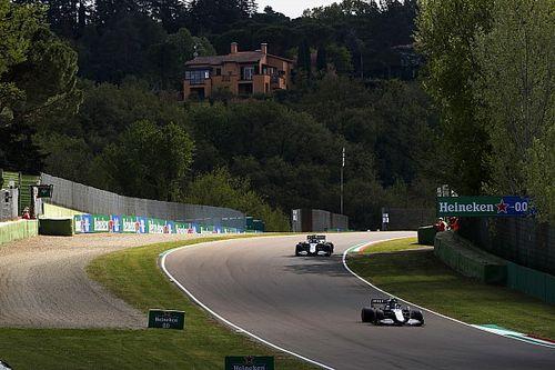 Uitslag: Derde training F1 Grand Prix van Emilia-Romagna