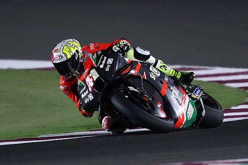 MotoGP: Aleix Espargaró lidera primeiro dia de pré-temporada no Catar