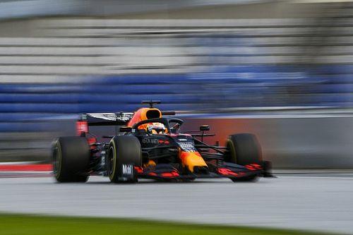 Verstappen cierra el viernes arriba, con Pérez 3°
