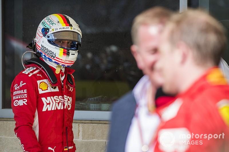 Brawn: erros de Vettel não são coincidência