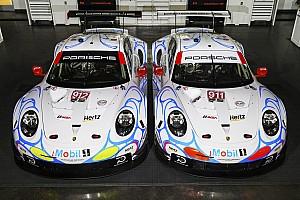 Porsche kembali gunakan livery balap klasik