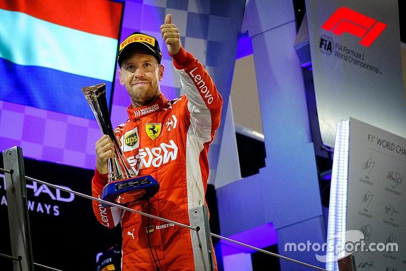 Rosberg : Vettel vit la même situation que moi en 2015