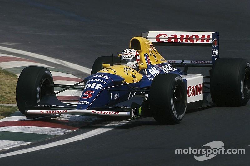 In beeld: Alle Formule 1-auto's van Williams sinds 1978
