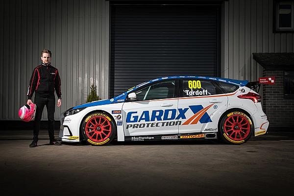 Tordoff returns to BTCC with Motorbase Ford