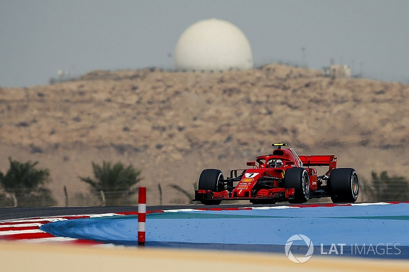 Онлайн Гран При Бахрейна: третья тренировка
