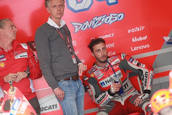 MotoGP Actualités Dovizioso a refusé la première offre de Ducati