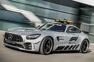 Fotogallery: ecco la Mercedes-AMG GT R, Safety Car 2018 di F.1