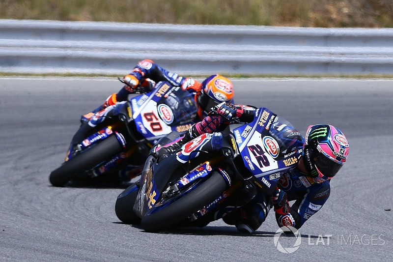 Yamaha retains Lowes and van der Mark for 2019