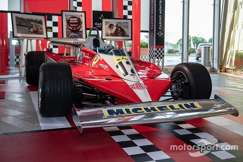 Жак Вильнев возглавит парад пилотов в Канаде на Ferrari своего отца